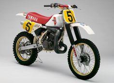 1985 Yamaha YZM 500 OW64