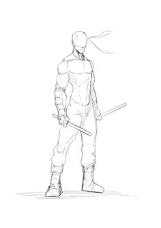 Manga Character Drawing Daredevil by Sketchydeez on Anatomy Sketches, Anatomy Drawing, Anatomy Art, Drawing Sketches, Art Drawings, Comic Drawing, Drawing Reference Poses, Drawing Poses, Drawing Tips
