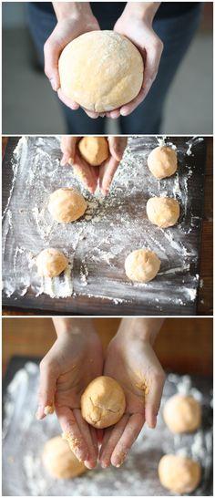 Sweet Potato Gnocchi in Sage Brown Butter | FoodLovesWriting.com