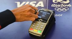 Visa wants paying for stuff to be as easy as a flick of your wrist or a wave of your fingers. The company is debuting a