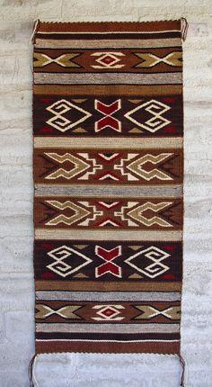 Crystal Navajo Rug