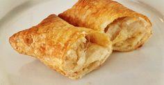 Een kaasbroodje maak je met de Airfryer heel snel. Dat is ook een kaasbroodje. Broodje hotdog met zuurkool uit de Airfryer