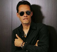 Marc Anthony - One of the best male latin artist of all time. He truly puts on an amazing show everytime. I'm glad to be Puerto Rican. :) #boricua #salsa #music