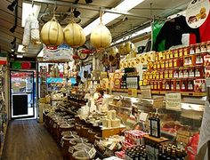 My favorite place to shop in the Italian Market in Philadelphia. Love working for the company, too!