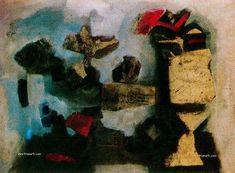 Antoni Clavé: Abstracción y Escuela de París – Trianarts Painting, Art School, Art Museum, Children's Comics, Museums, Cutaway, Painting Art, Paintings, Painted Canvas