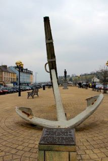Bantry, Ireland - I remember climbing on this as a child and it was the greatest thing ever!