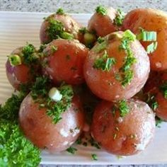 New Potatoes with Caper Sauce - Allrecipes.com