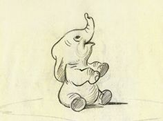 - The Art of Disney: Storyboard Sketches. - # - – The Art of Disney: Storyboard Sketches. Cartoon Elephant, Elephant Art, Elephant Tattoos, Cute Disney Drawings, Disney Sketches, Cute Drawings, Art Drawings Sketches, Cartoon Drawings, Animal Drawings