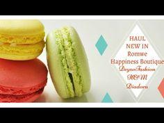 HAUL-NEW IN Romwe, Happiness Boutique, DeyzoFashion, H&M, Diadora | SUNCICA MILIC - YouTube