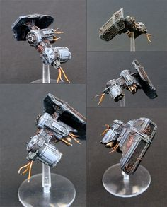 Destroyed Bomber Star Wars X Wing Miniatures Game