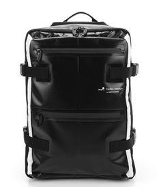 Hideo Wakamatsu Tarpaulin Luggage