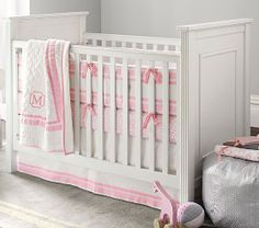 Fillmore Crib | Pottery Barn Kids ($599). So cute. Sooo expensive!