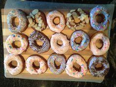 Mini donuts Mini Donuts, Doughnut, Desserts, Food, Mini Doughnuts, Tailgate Desserts, Deserts, Essen, Postres