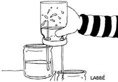Physik: Springbrunnen im Wasserglas - Zzzebra, das Web-Magazin für Kinder   Labbé Verlag