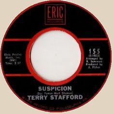 Terry Stafford. Suspicion.