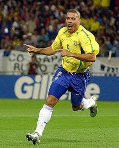 RONALDO, Ronaldo Luís Nazário de Lima | Brazil | 8 goals | Korea/Japan 2002