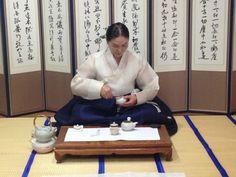 Korea--Traditional Korean Tea Ceremony Tea ceremony--more information.