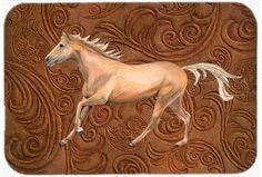 Horse Kitchen/Bath Mat