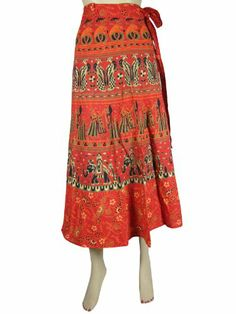 Long Wrap Around Skirt Red Sarang Elephant Print Long Wrap Dress for Women Mogul Interior,http://www.amazon.com/dp/B00I9VAP8Y/ref=cm_sw_r_pi_dp_q858sb1C3BH2WZ6Y