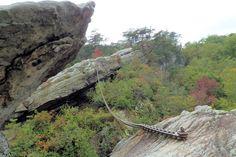 Chain Rock ~ Cumberland Gap National Historical Park ~ Virginia, Kentucky & Tennessee