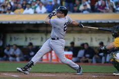 New York Yankees Mark Teixeira