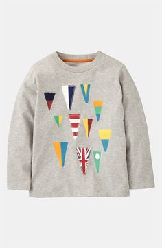 Easy Applique Inspiration - Mini Boden 'Harbor' T-Shirt
