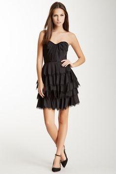 Eyelash Flutter Dress