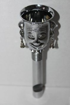 Vintage Am-Pm Jigger Corkscrew Bottle Opener