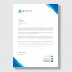 Company Letterhead Template, Invoice Design Template, Layout Template, Graphic Design Flyer, Flyer Design, Branding Design, Web Design, Letter Templates, Print Templates