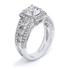 18KTW ENGAGEMENT RING, DIAMOND 2.30CT ROYAL COLLECTION