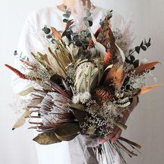 bouquet boutonniere set Bohemian Wedding Flowers, Bridal Flowers, Floral Wedding, Bridesmaid Flowers, Bride Bouquets, Floral Bouquets, Dried Flower Bouquet, Flower Bouquet Wedding, Cotton Bouquet