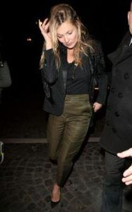 42 style tips to take from Kate Moss