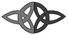 Celtic Knot Tattoo, Celtic Love Knot, Celtic Tattoos, Irish Symbol Tattoos, Celtic Symbols And Meanings, Viking Symbols, Irish Celtic, Celtic Art, Italian Symbols