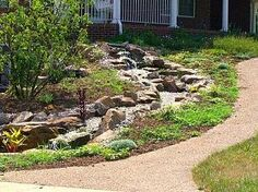 Ponds, Pondless Waterfall, Koi Ponds, Outdoor Living, Water Features, Water Gardening