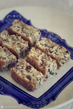 BRAN BUTTERMILK RUSKS - A SOUTH AFRICAN TREAT — Jan Hendrik