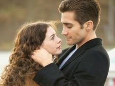 anne hathaway and jake gyllenhaal gif - Google Search