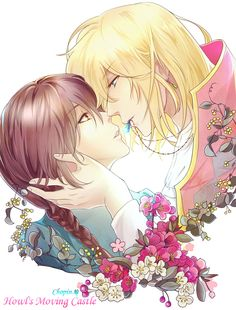 Howl's Moving Castle Sophie x Howl by Chopin邦
