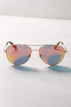 c82c9e3b193 ett twa Ebbe Sunglasses -  anthrofave Gold Sunglasses