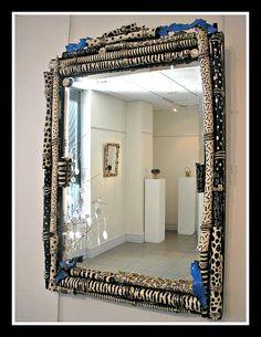 Clocks and Mirrors | Ann-Marie Robinson Irish Ceramic Artist