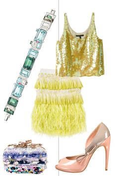 How to wear pastels: the Sophisticate