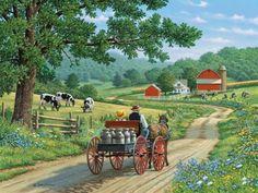 Milk Run / John Sloane