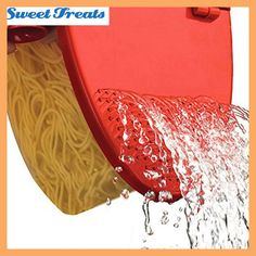 Sweettreats Microwave Pasta Boat Cooker Bowl Spaghetti Cooking Tool Vegetable Kitchen Gadget Box