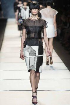 Fendi ready-to-wear spring/summer '14 gallery - Vogue Australia