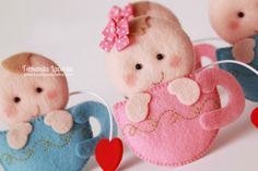 Lembrança Chá de Bebê