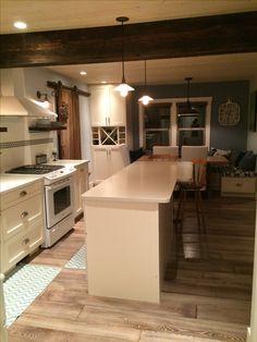 2nd Floor, Floor Design, Bungalow, Beach House, Farmhouse, Flooring, Kitchen, Home Decor, Beach Homes