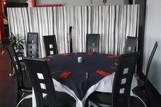 Zona comedor (10) Mesas reservadas