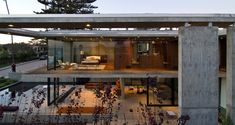 Enhancing the Feeling of Space: The Cresta Residence Designed by Jonathan Segal FAIA - http://freshome.com/2013/09/26/enhancing-the-feeling-of-space-the-cresta-residence-designed-by-jonathan-segal-faia/