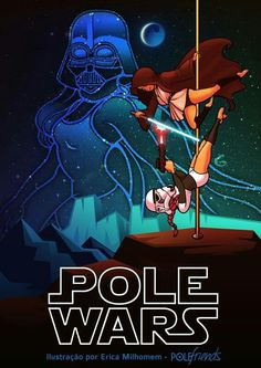 Pole Wars  Happy Halloween