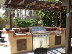 DIY Backyard BBQ