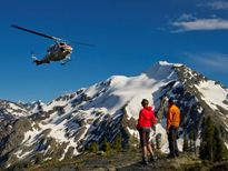 Romantic Adventure Vacations: Heli-Hiking in the Canadian Rockies